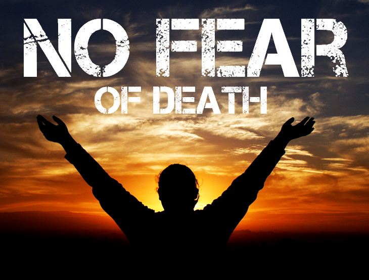 fear of death Lissa rankin offers up 10 tips for reducing health fears.