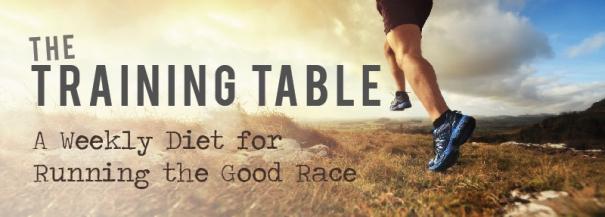 The Training Table Slide-03